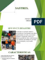 DIAPOSITIVAS DESASTRE 111111