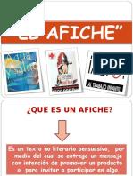 el-afiche- 8° básico 2019