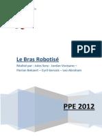 PROJET Bras Robotise