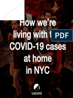 How we're living with two COVID-19 cases at home