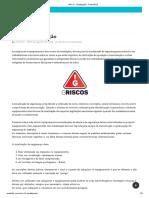 NR-12 - Sinalização - Portal R2S
