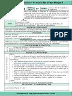 Plan 6to Grado - Bloque 1 Historia .doc.doc