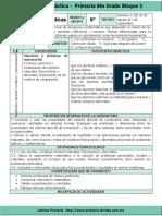 Plan 6to Grado - Bloque 1 Matem†ticas.doc.doc