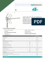 Sigma 8HD LTE - Fracarro