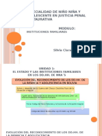 ESPECIALIDAD DNA  - INSTITUCIONES FAMILIARES PRIMERA PARTE (1)