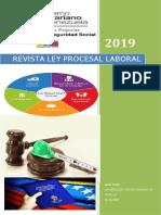 revista electronica procesal laboral.doc
