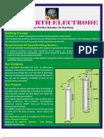 Fast Earth Electrode Details