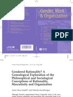 Gendered rationality - Kornberger y Ross Smith.pdf