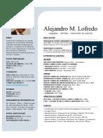 CV AML 2020