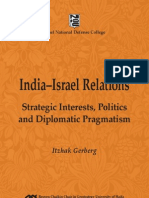 India Israel Relations