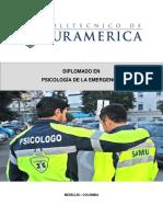 UNIDAD DIDÁCTICA 4.PSICOLOGIA DE LA EMERGENCIA