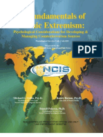 NCIS report on Islamic Extremism