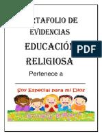 PORTAFOLIO DE EVIDENCIAS EDUCACIÓN RELIGIOSA.pdf