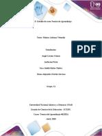 Unidad 2 fase 3 teoria de casos de Aprendizaje