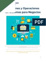 Unidad 1. Recurso 3. Funciones y Operaciones de Sistemas para Negocios