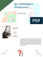 Bichos, bichinhos e bicharocos. Sidónio Muralha.pdf