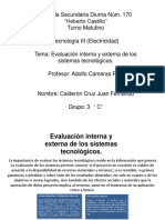 evaluacioninternayexternadelossistemastecnologicos