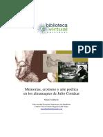 Gallardo Mario - Memoria erotismo y arte poética en los almanaques de Julio Cortázar 152032