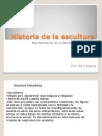 historia de la escultura
