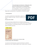 10 ideas de Nietzsche