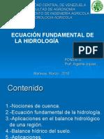 250877247 Ecuacion Fundamental de La Hidrologia