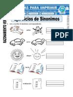 Ficha-de-Ejercicios-de-Sinónimos-para-Primero-de-Primaria