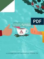 Cartilla Protocolo COVID19 Federación de Cafeteros
