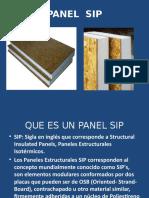 Presentación PANEL SIP