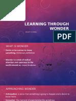 Learning Through Wonder.pptx