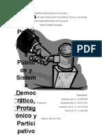 atribuciones del poder publico