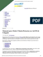 Manual para Modo Cliente_Estacion en AirOS de Ubiquiti _ CuevaWifi