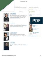 Promising Directors