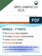 ESTUDO DO VERBO - FINALIZADA