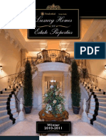 Luxury Homes and Estate Properties - Winter 2010-2011