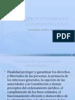 PROCEDIMIENTO ADMINISTRATIVO 2015.pptx