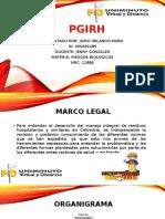 PGIRH PARA EXPOSICIÓN