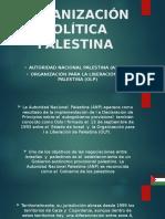 ORGANIZACIÓN POLÍTICA PALESTINA [Diapositivas]