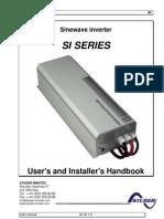 SI Series User Manual
