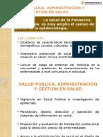 USOS DE EPIDEMIOLOGIA_SALUD PUBLICA, ADMON Y GESTION EN SALUD