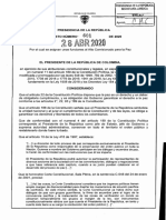 Decreto 601 Del 28 de Abril de 2020