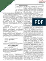 RM 230-2020-MINSA publicado en el Peruano(1)
