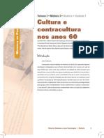 Cultura e contracultura nos anos 60