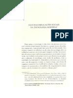 Marcuse - Algumas implicações sociais da tecnologia moderna.pdf