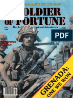 Soldier of Fortune February 1984
