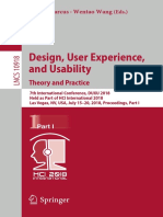 Design-user-experience-and-usability-theory-and-practice-2018
