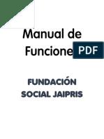 Manual de perfiles y Funciones FS Jaipris