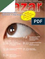 Nazar Look, Oşak/January 2011, Sayî/Issue