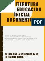 LITERATURA EN LA EDUCACION INICIAL NORLEY ARIAS.pptx