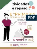Espanol 6 Primaria Bloque-III