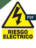 Señalizacion 1 riesgo eléctrico